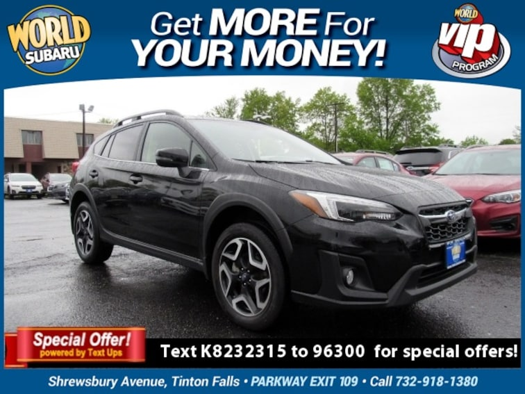 Used 2019 Subaru Crosstrek 2.0i Limited SUV JF2GTANC4K8232315 For Sale in Tinton Falls, NJ