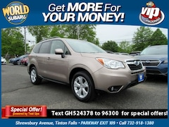 Used 2016 Subaru Forester 2.5i Limited SUV JF2SJAHC5GH524378 in Tinton Falls, NJ