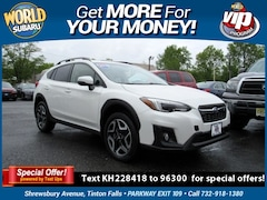 Certified Pre-Owned 2019 Subaru Crosstrek 2.0i Limited SUV JF2GTANC5KH228418 for Sale in Tinton Falls, NJ