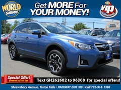Used 2016 Subaru Crosstrek 2.0i Limited SUV JF2GPALC7GH262682 Near Tinton Falls area, NJ