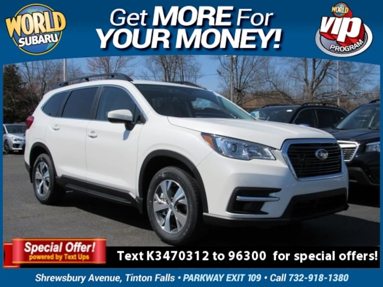 New 2019 Subaru Ascent Premium 7-Passenger SUV in Tinton Falls, NJ
