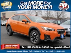 Used 2018 Subaru Crosstrek 2.0i Limited SUV in Tinton Falls, NJ