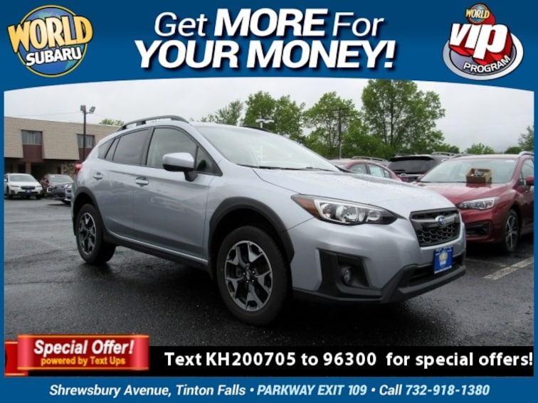 Used 2019 Subaru Crosstrek 2.0i Premium SUV JF2GTAEC0KH200705 For Sale in Tinton Falls, NJ