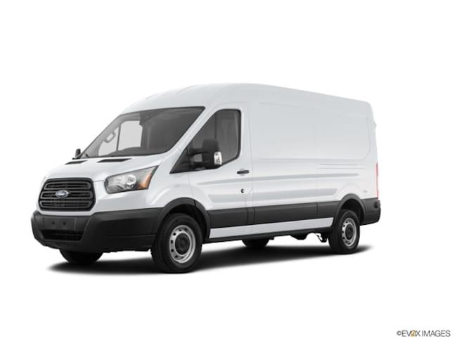 2019 Ford Transit Cargo 250 250  LWB Medium Roof Cargo Van w/Sliding Passenger