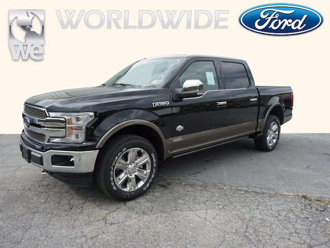 2018 Ford F-150 King Ranch 4x4 King Ranch  SuperCrew 5.5 ft. SB