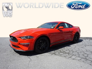 2018 Ford Mustang Ecoboost EcoBoost Premium  Fastback