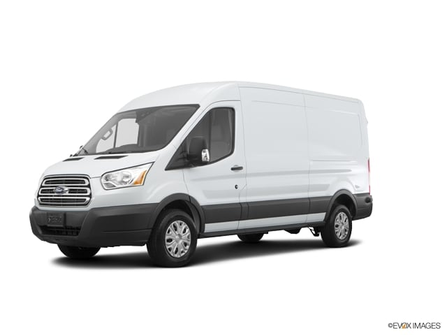 2018 Ford Transit Cargo 250 250  LWB Medium Roof Cargo Van w/Sliding Passenger