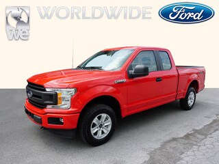 2018 Ford F-150 XL 4x4 XL  SuperCab 6.5 ft. SB