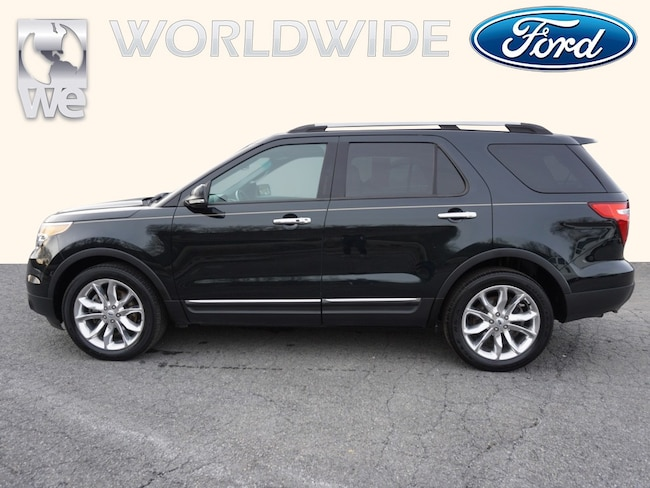 Used 2014 Ford Explorer For Sale at Worldwide Ford Sales