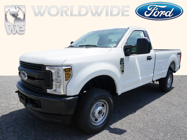 2019 Ford F-250 Super Duty XL 4x4 XL  Regular Cab 8 ft. LB Pickup