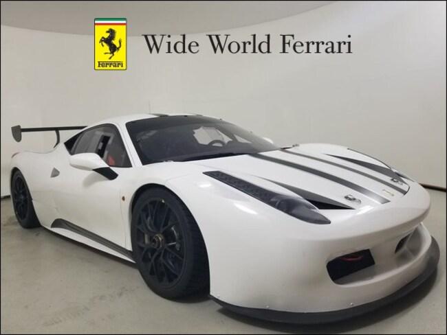 2014 Ferrari 458 Italia Challenge Evo Coupe