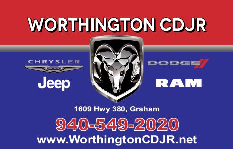Chrysler Dodge Jeep Ram Dealer Near Wichita Falls TX