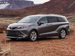 New 2021 Toyota Sienna Limited 7 Passenger Van Passenger Van For Sale in Woburn, MA