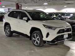 New 2021 Toyota RAV4 Prime SE SUV For Sale in Woburn, MA