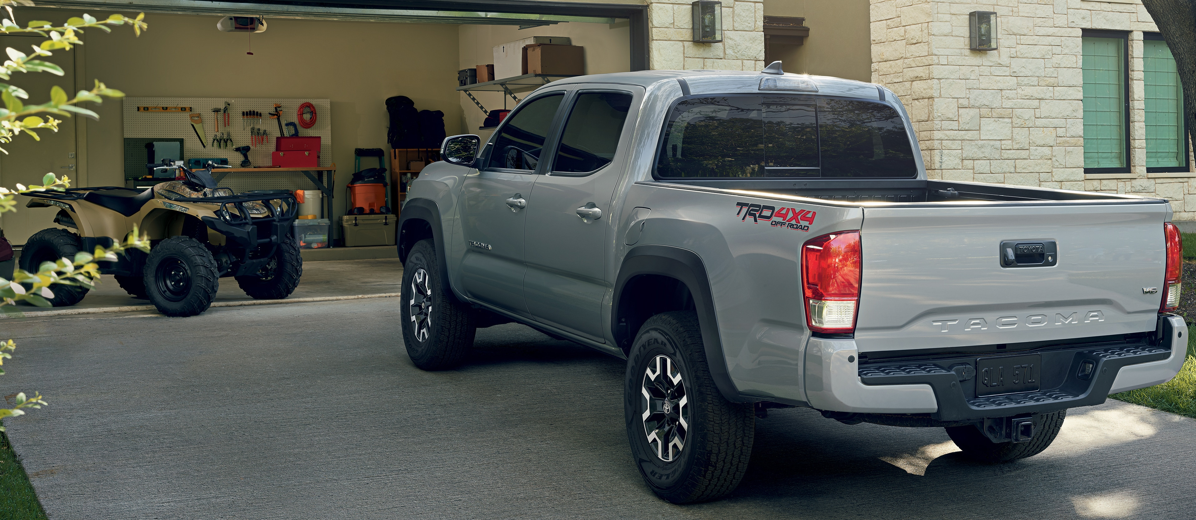 New Toyota Tacoma About Woburn MA
