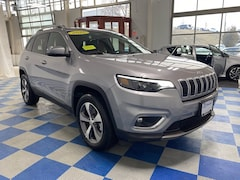 New 2020 Jeep Cherokee Limited SUV for sale in woburn, Ma