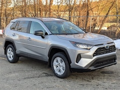 New 2021 Toyota RAV4 Hybrid LE SUV For Sale in Woburn, MA