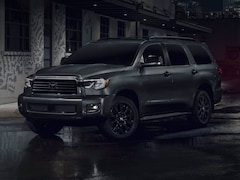 New 2021 Toyota Sequoia Nightshade SUV For Sale in Woburn, MA