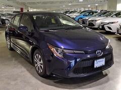 New 2021 Toyota Corolla Hybrid LE Sedan For Sale in Woburn, MA