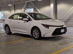 New 2021 Toyota Corolla LE Sedan JTDEPMAE7MJ131865 For Sale Near Lynn, MA