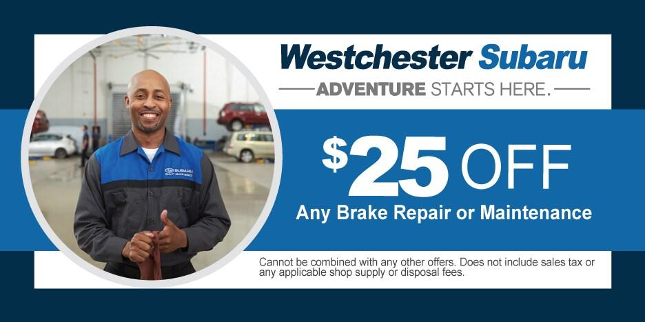 Brake Repair or Maintenance