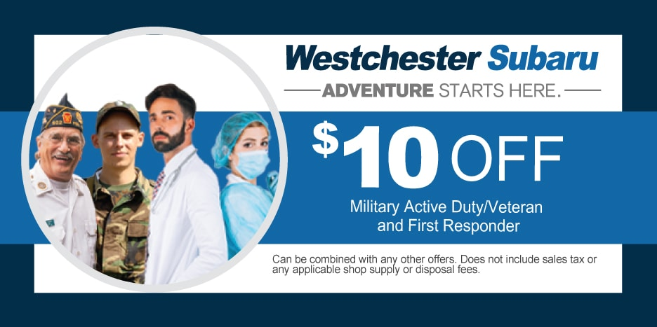 Military and First Responder Discount