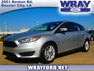 2016 Ford Focus SE SE  Hatchback