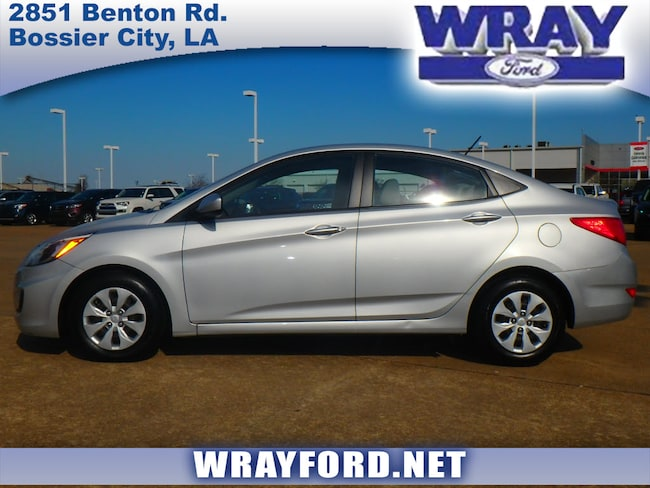 2015 Hyundai Accent GLS GLS  Sedan