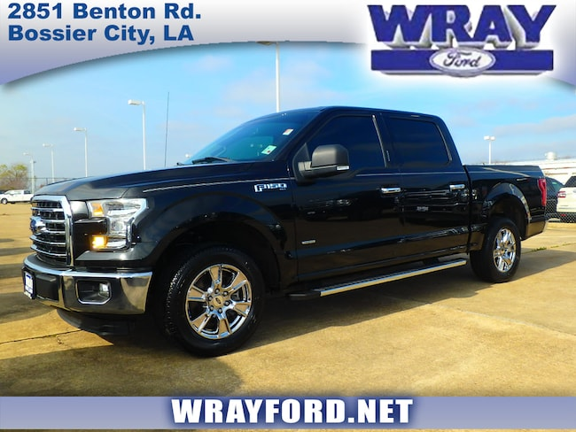 2015 Ford F-150 XLT 4x2 XLT  SuperCrew 6.5 ft. SB