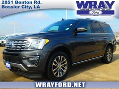 2018 Ford Expedition Limited 4x4 Limited  SUV