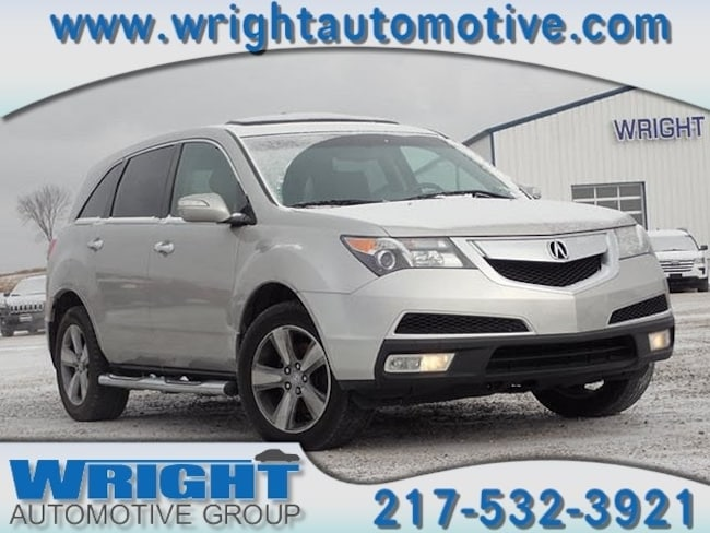 Used Acura MDX L Technology Package For Sale In Hillsboro - Acura mdx for sale used