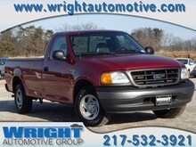 2004 Ford F-150 Heritage XL Heritage Truck Regular Cab