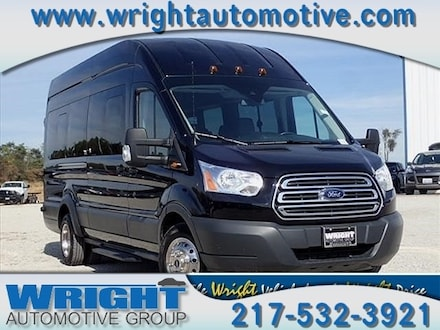 2016 Ford Transit-350 XLT Wagon High Roof HD Extended-Length Wagon