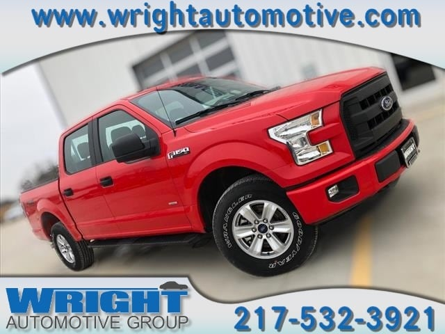 2016 Ford F-150 XL Truck SuperCrew Cab