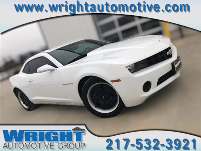 2012 Chevrolet Camaro 1LS Coupe