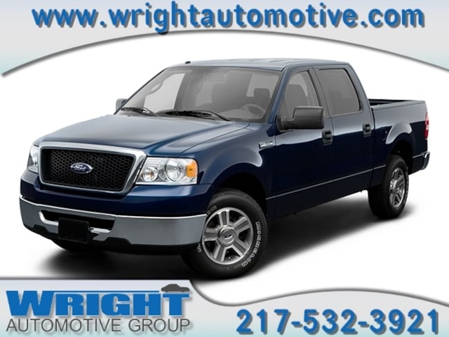 2008 Ford F-150 SuperCrew Lariat Truck SuperCrew Cab