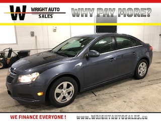 2014 Chevrolet Cruze 2LT|LEATHER|BACKUP CAMERA|79,027 KM Sedan