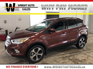 2018 Ford Escape SEL|4WD|LOW MILEAGE|LEATHER|672 KMS SUV
