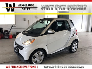 2015 smart fortwo Passion|HEATED SEATS|LEATHER|NAVIGATION|14,490 KM Coupe
