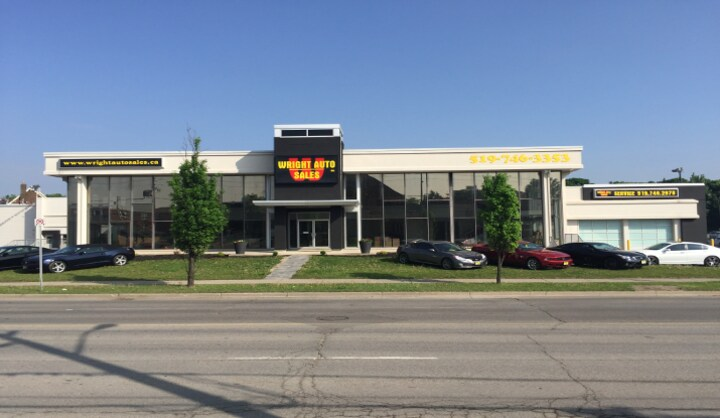 Wright Auto Sales Group | New dealership in Kitchener, ON N2H 0A4