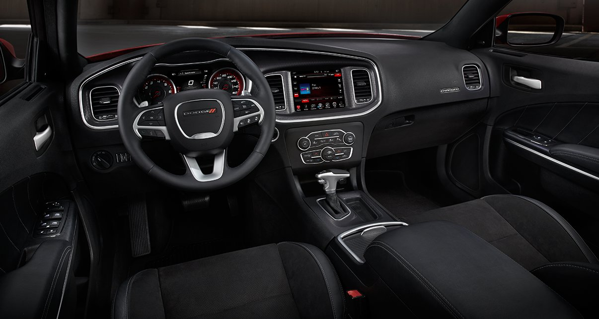 2016 Dodge Charger Premium Interior