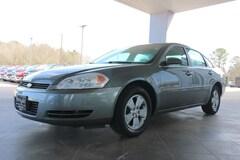 2008 Chevrolet Impala LT Sedan