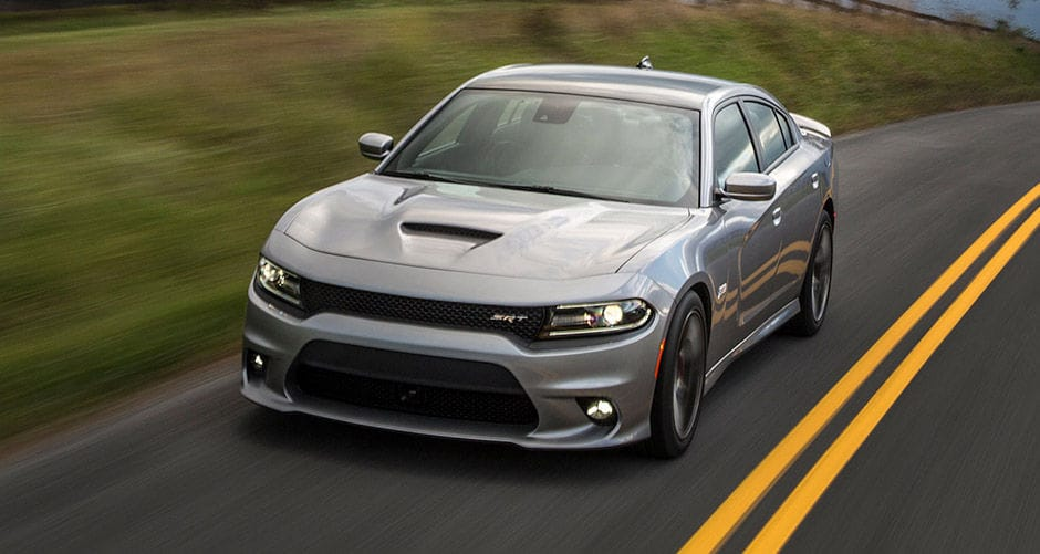 2016 Dodge Charger Sporty Exterior