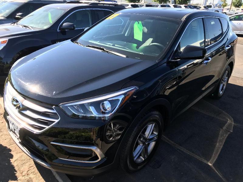 2017 Hyundai Santa Fe Sport 2.4 SUV