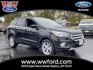 New 2018 Ford Escape SE 1FMCU0GDXJUD54978 for sale in Searcy, AR at W & W Ford