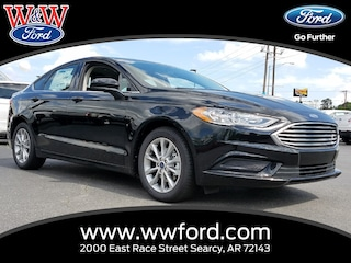 New 2017 Ford Fusion SE 3FA6P0H77HR332879 for sale in Searcy, AR at W & W Ford