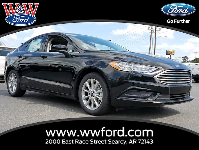 New 2017 Ford Fusion SE For sale in Searcy AR