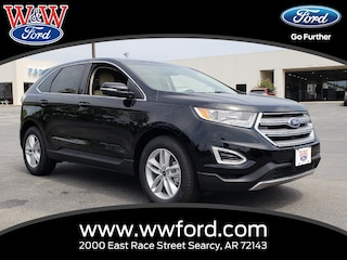 New 2018 Ford Edge SEL 2FMPK3J95JBC49655 for sale in Searcy, AR at W & W Ford