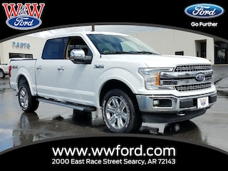 New 2018 Ford F-150 Lariat 1FTEW1EG5JFC39588 for sale in Searcy, AR at W & W Ford