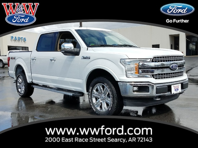 New 2018 Ford F-150 Lariat For sale in Searcy AR